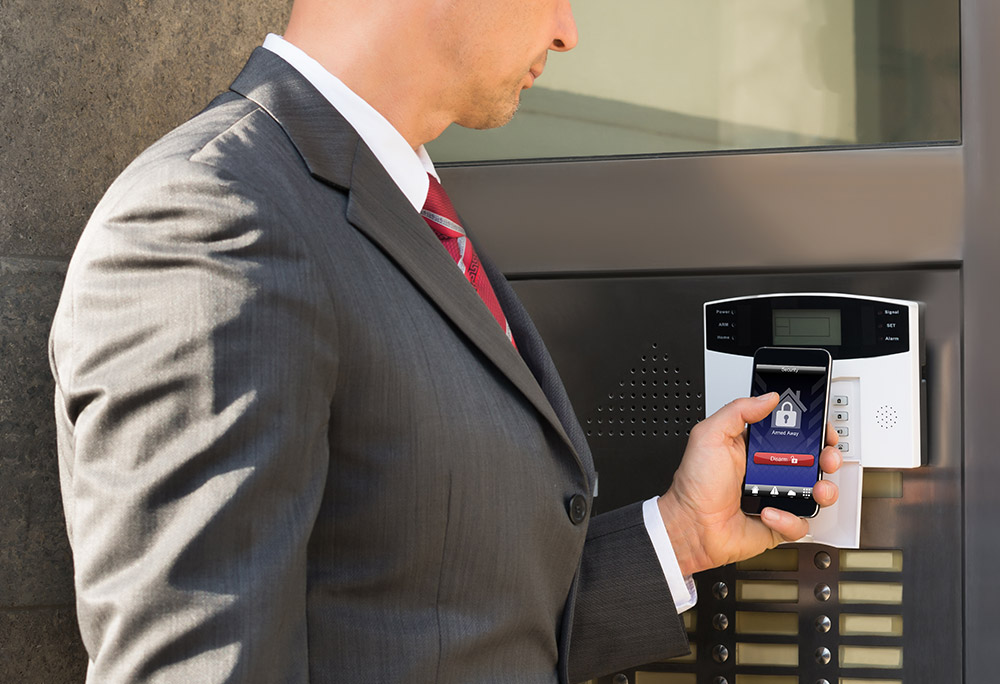 Business & Commercial Security Systems